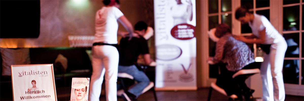 mobile massagen f r ihre promotion aktion vitalisten. Black Bedroom Furniture Sets. Home Design Ideas